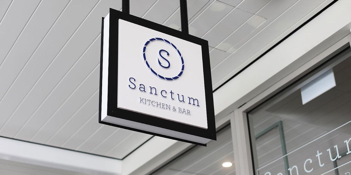 Sanctum Harbour Town Signage